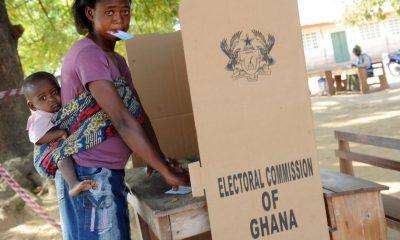 e-voting in Ghana